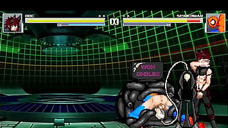 DDC VS Spiderman Megaman Link Naruto