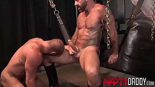 NASTYDADDY Michael Roman Indecent Worships Daddy Drew Sebastian